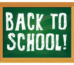 Free Vector Back to School Chalkboard