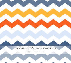 Zigzag Vector Pattern