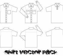 Shirt Vector Pack
