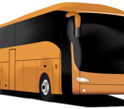Tourism Bus – Free Vector