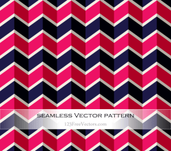 Navy and Pink Chevron Pattern Background