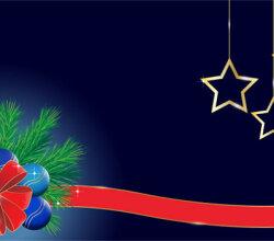 Vector Christmas Card Graphics