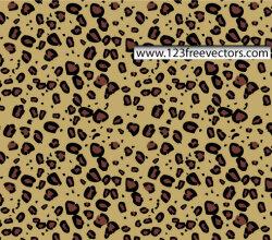Animal Print Vector Seamless Pattern