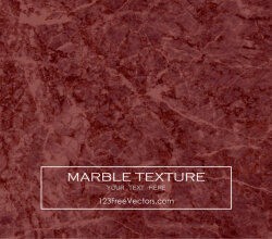 Red Marble Texture