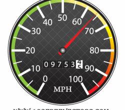 Free Speedometer Vector