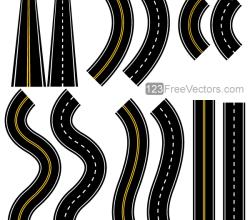 Roads Vector Pack