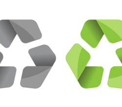 Free Vector Recycling Symbol