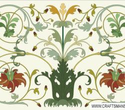 Nature Ornament Vector
