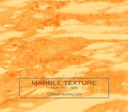 Orange Marble Texture