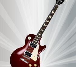Vector Les Paul Guitar