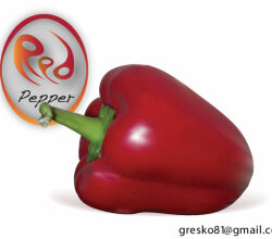 Free Red Hot Chili Pepper Vector Graphics