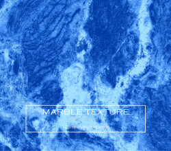 Blue Marble Texture Background