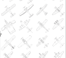 War Machine Vector Graphics Pack 02
