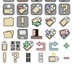 Vector Icon Set 1