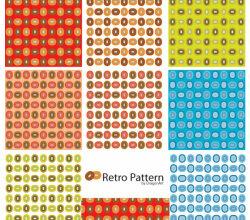 Vectorretro Pattern