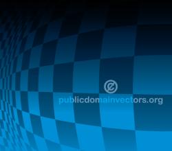 Blue Checkered Background Design