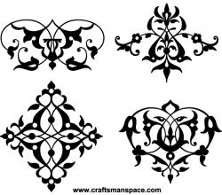 Vector Typographic Ornaments