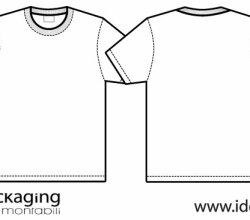 Tshirt Vector Template