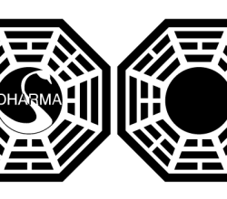 Vector Dharma Initiative Logo