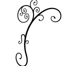 Vector Clip Art Ornament