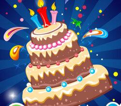 Birthday Card Background