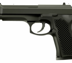Vector Image Gun