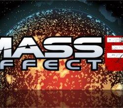 Mass Effect 3 Logo Vector Art
