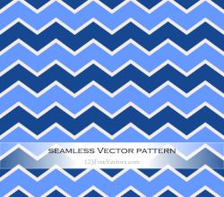 Zigzag Chevron Seamless Pattern Vector