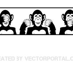 Three Wise Monkeys – See no Evil, Hear no Evil, Speak no Evil