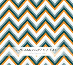 Chevron Seamless Pattern Vector