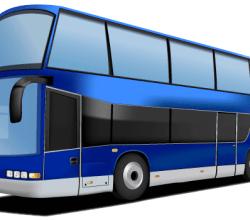 Double Decker Bus Free Vector
