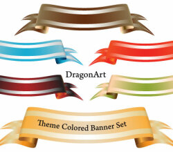 Theme Colored Banner
