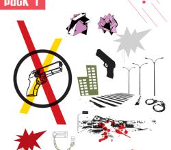 Vector Illustrator Pack 1