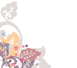Vector Background with Beautiful Flowers