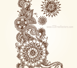 Floral Vector Eps Free Download