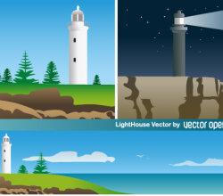 Lighthouse Free Vector Art