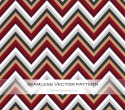 Free Vintage Chevron Pattern Vector Art