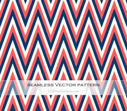 Zigzag Chevron Pattern Image