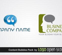 Content Bubbles Pack