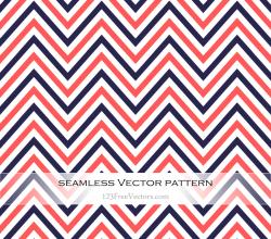 Chevron Pattern Vector Background Free