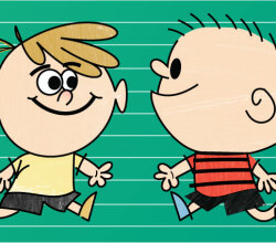 Cartoon Vector Characters Free