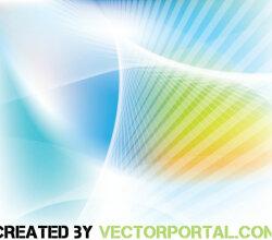 Gradient Mesh Background Vector