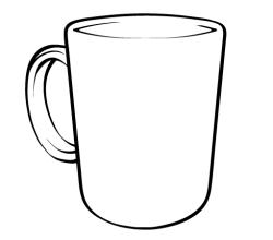 Mug Vector