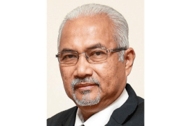 Election Commission deputy chairman Datuk Seri Mohd Hashim Abdullah. Picture taken from The Star.