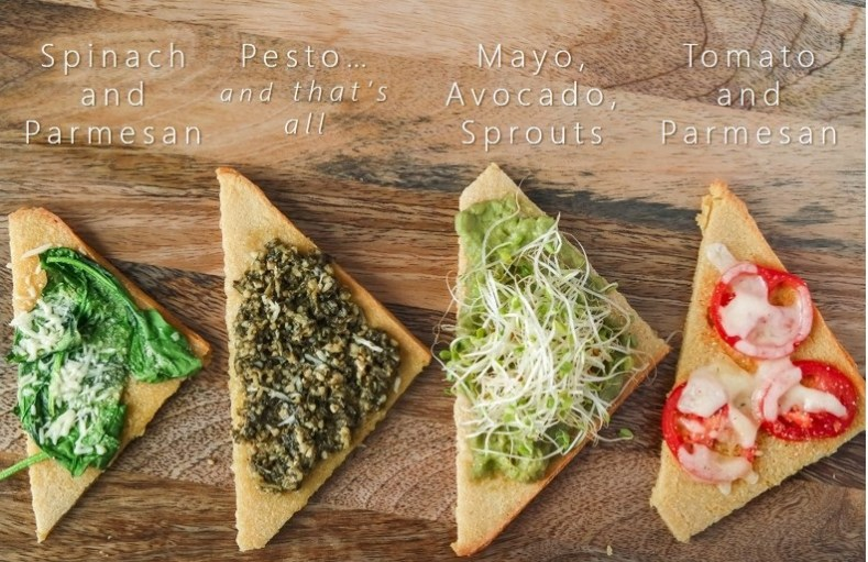 Flatbread Toppings