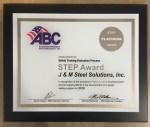 ABC STEP Award 2016