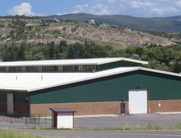 Eagle County Fairground Livestock
