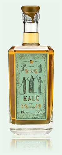 1 Bottle of Kalê