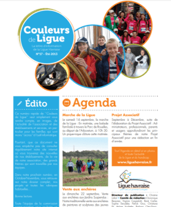 Couleurs de Ligue N°17