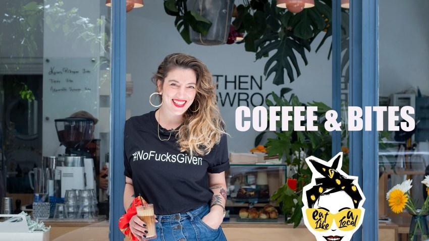 #EatLikeALocal σε 3 μαγαζάρες για να πιεις καλό καφέ, να φας και να κάνεις στέκι